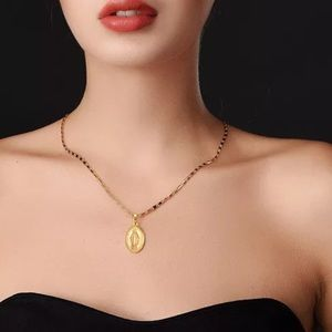 Jewelry - New 18k gold Virgin Mary necklace